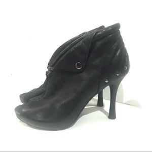 3/$15 B. Makowsky Heeled Booties